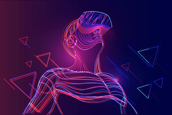 masque de réalité virtuelle