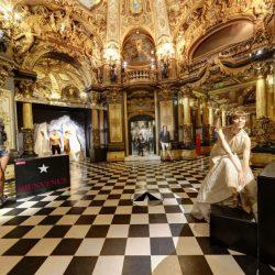 visite virtuelle de l'intérieur du musée Grévin